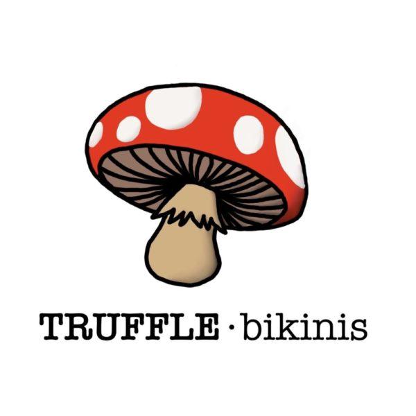 Truffle Bikinis company logo