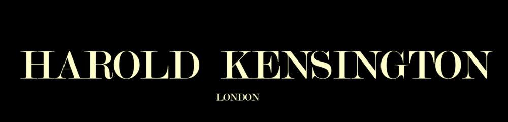 Harold Kensington London company logo