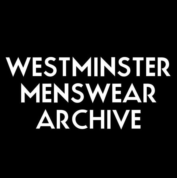 Westminster Menswear Archive logo