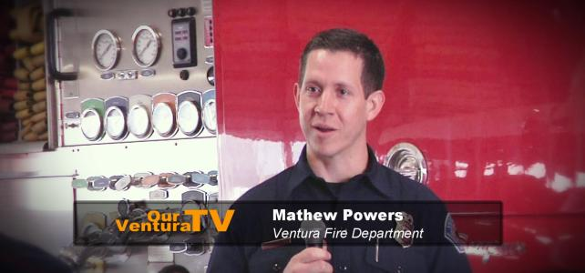 Ask a Firefighter, Mathew Powers
