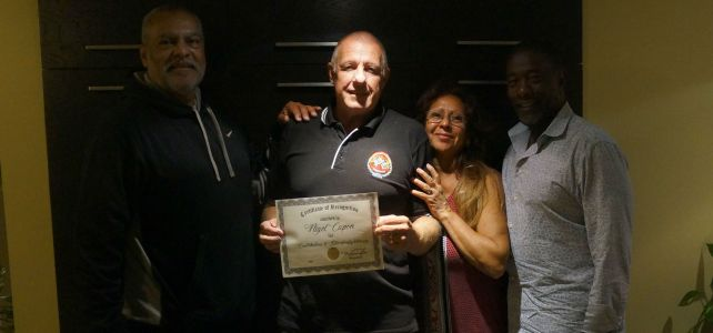 Future Firefighters Fostering International Firefighter Relations