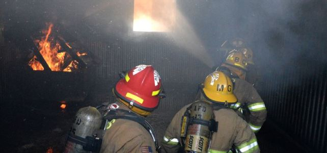 Tactical Ventilation of Fires