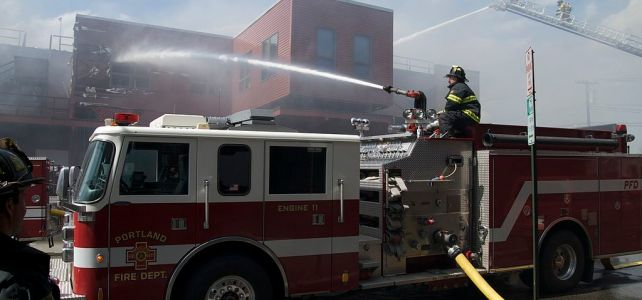 Introduction to a Firefighting Deluge Gun