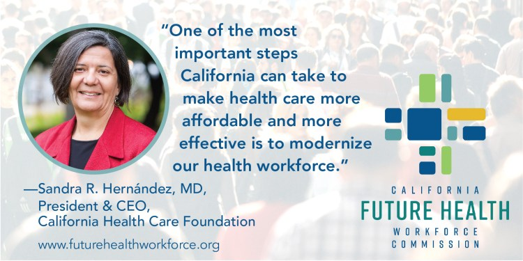 Reports California Future Health Workforce Commission