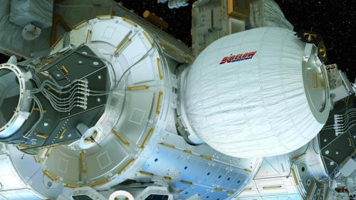 Bigelow's New Company Wants to Build a Space Station to Compete with China