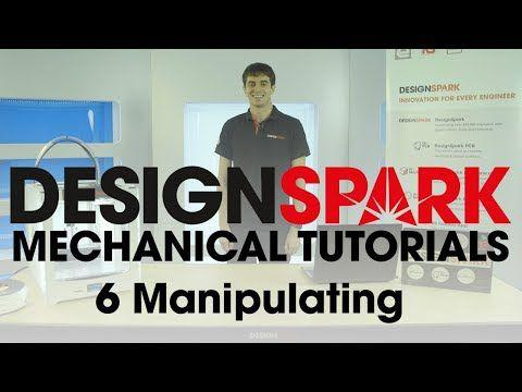 DesignSpark Mechanical Training – 6 Manipulating