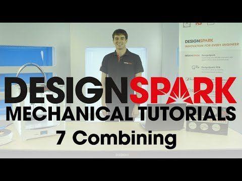 DesignSpark Mechanical Training – 7 Combining