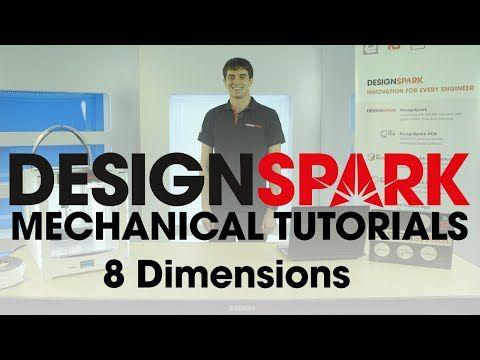 DesignSpark Mechanical Training – 8 Dimensions