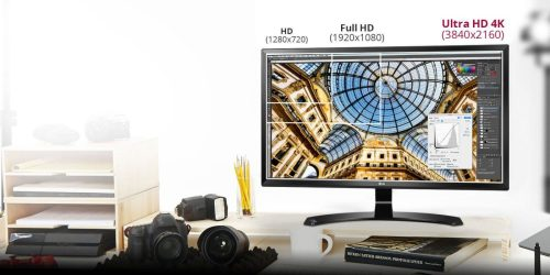 Increasing Your Desktop Monitor Space: Ways and Whys