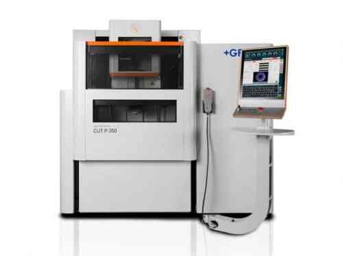 AgieCharmilles CUT P series helps manufacturers master complexity and expand their business to reach perfect performance