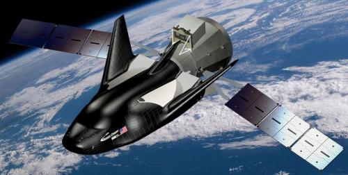 Reducing weight and design time for the Dream Chaser spacecraft