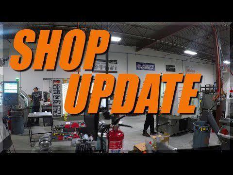 NYC CNC Shop Update – June 2018!