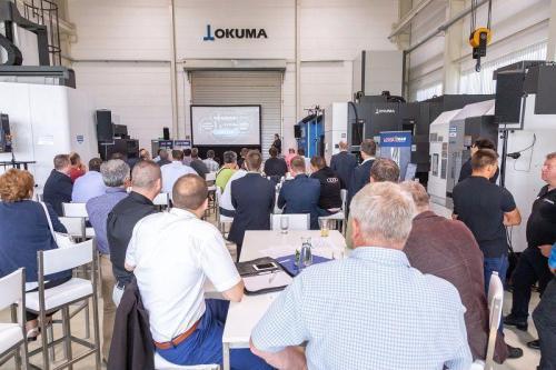 Okuma provides insights into heavy-duty double column machining
