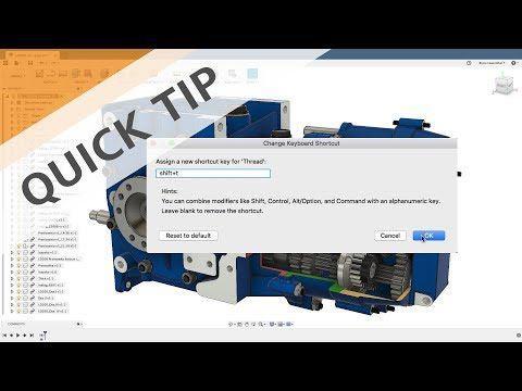 Quick Tip: Keyboard Shortcuts