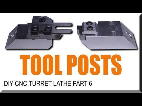 DIY CNC Turret Lathe Part 6 | WW217