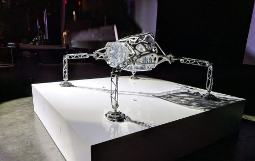 Beyond the Moon: JPL and Autodesk Collaborate on Space Lander