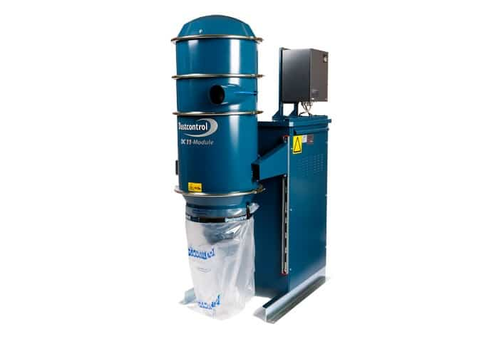 Dust extraction specialist set to exhibit at UK's premier manufacturing event