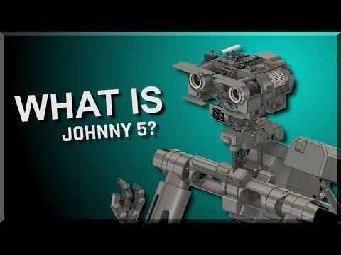 Who is Johnny 5? | Project Build Overview!