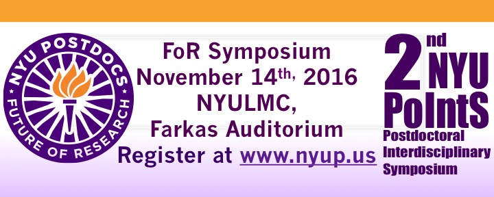 Register now for NYU PoIntS 2016 on November 14th