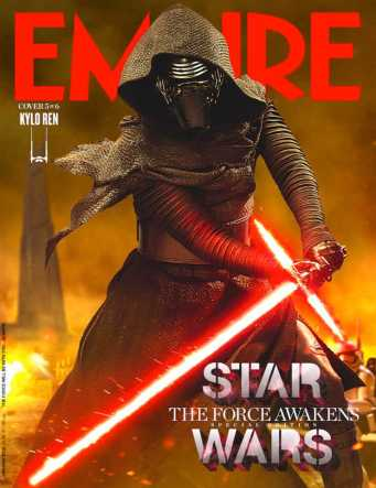 Empire cover-KyloRen