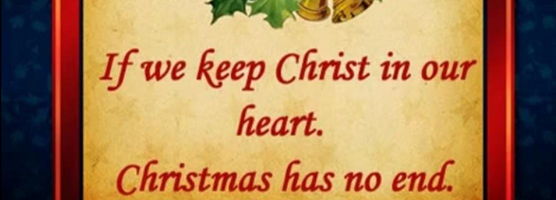 35 Great Religious Christmas Greeting Card Sayings Futureofworking Com