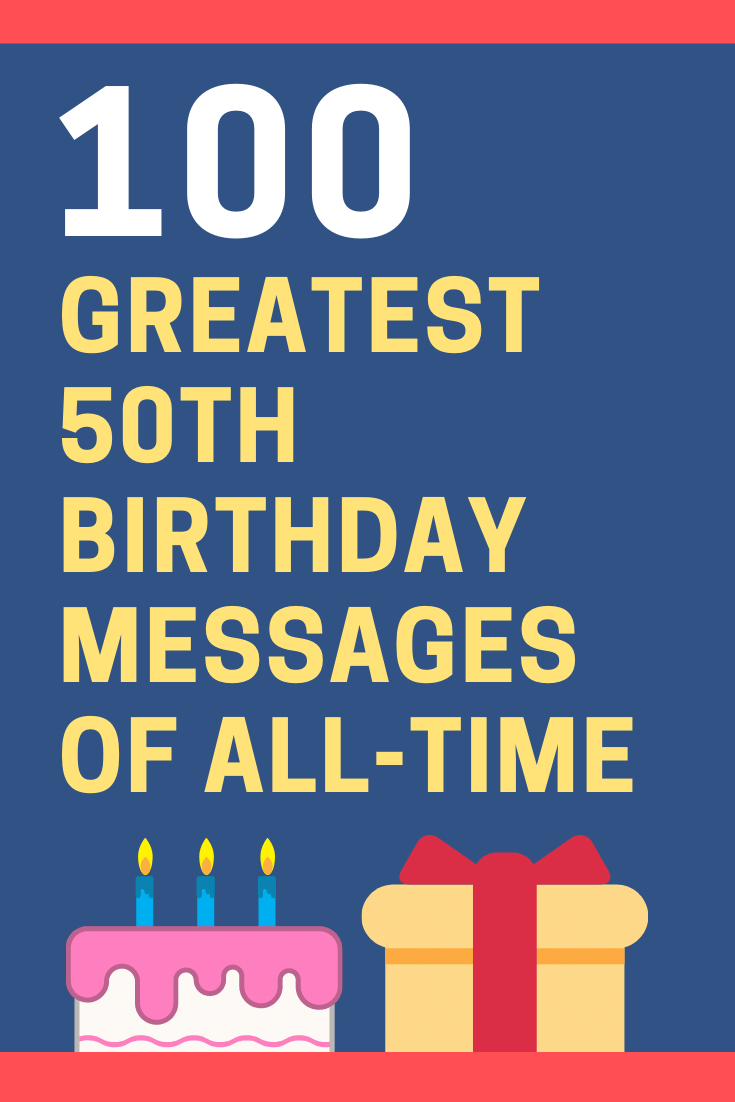 100 Unique 50th Birthday Card Messages And Sayings For Cards Futureofworking Com