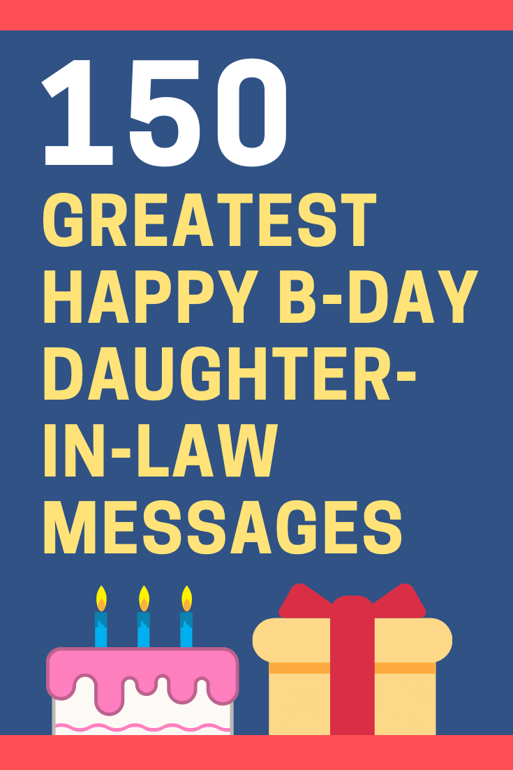 150 Happy Birthday Daughter In Law Wishes And Quotes Futureofworking Com