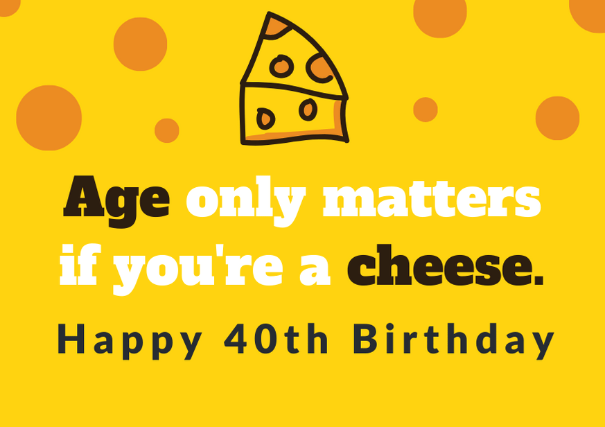 150 Amazing Happy 40th Birthday Messages That Will Make Them Smile Futureofworking Com