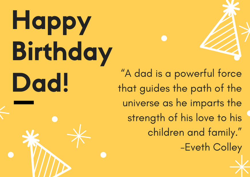 150 Original Birthday Messages For Dad Futureofworking Com