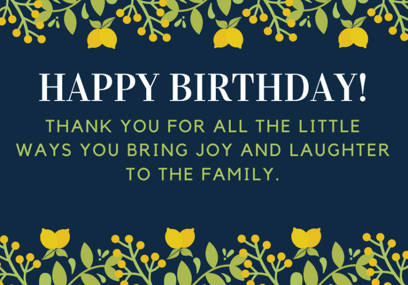 101 Best Sister-in-Law Birthday Messages and Quotes   FutureofWorking.com