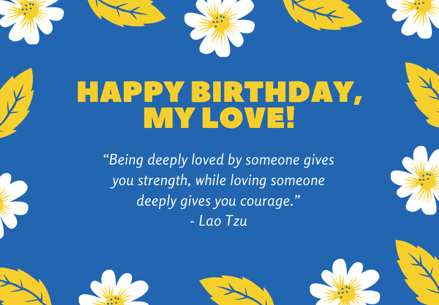 101 Original Birthday Messages For Your Wife That Will Make Her Day Futureofworking Com