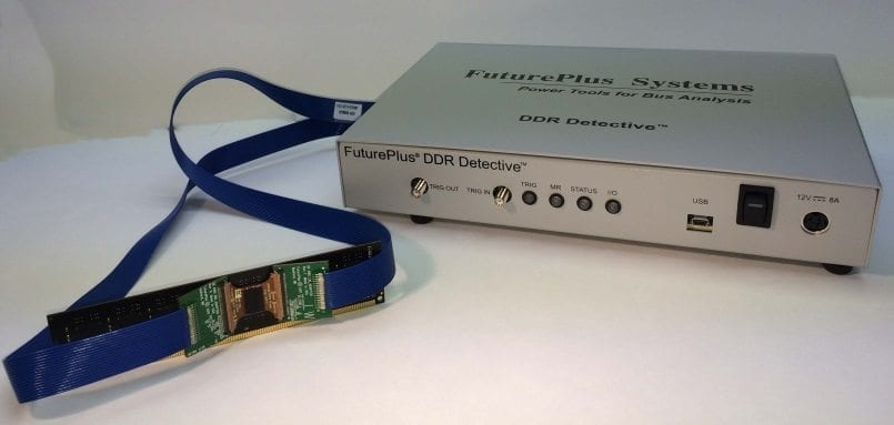 DDR4 Detective BGA Probe with FS2425 Cable