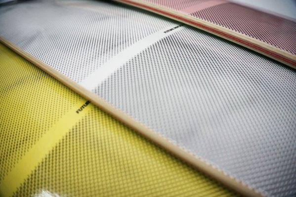 FutureReplica® Greyscale Skateboard Deck