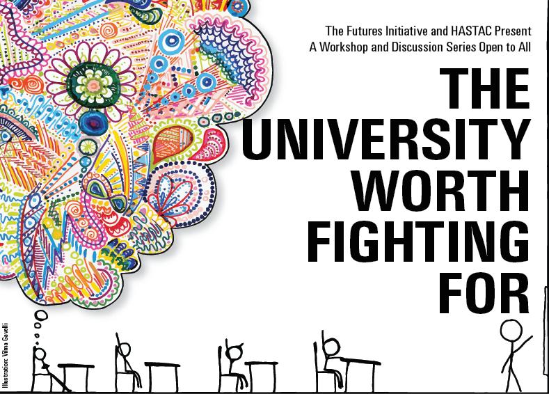 University Worth Fighting For