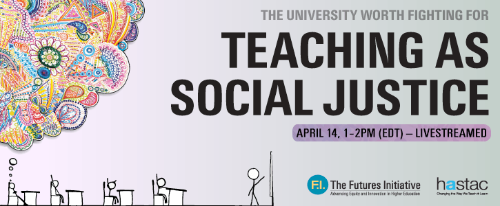 Teaching as Social Justice Banner