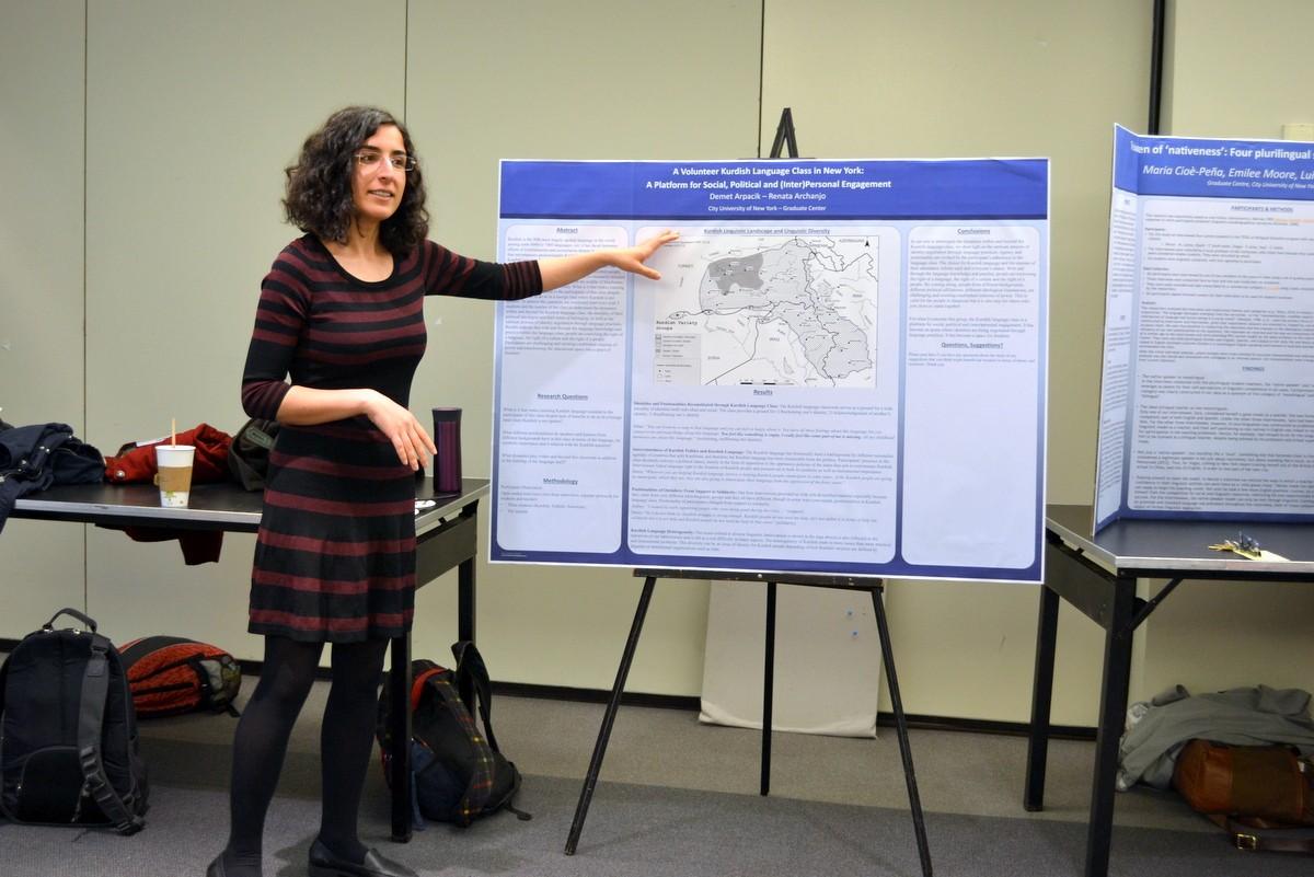"""A Volunteer Kuridsh Language Class in New York: A Platform for Social, Political and (Inter)Personal Engagement"" – Demet Arpacik & Renata Archanjo"