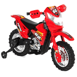 Best Choice Products 6V Kids Electric Battery Powered Ride-On Motorcycle Dirt Bike