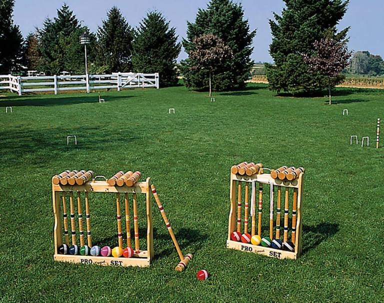 best croquet set