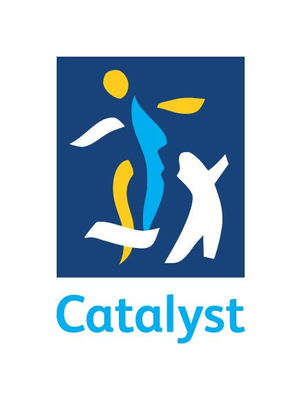 Catalyst logo – colour – small