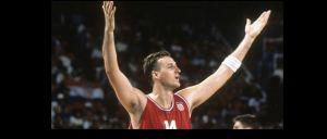 Dino Radja Basketball