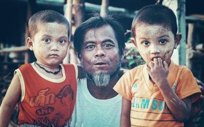 Child bearers of the world