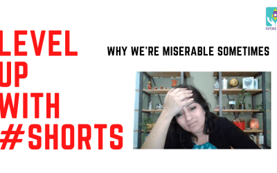 Why Are We Miserable? What Does That Have To Do With Mindfulness? #Shorts