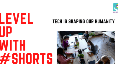 Our Tech Behaviors Are Shaping Our Humanity. It's Not Too Late For Change. #SHORTS