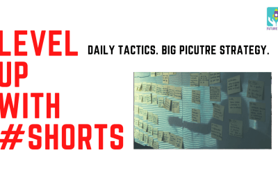 Chasing Our Biggest Goals Is Easy With These TWO Big Ideas. #SHORTS