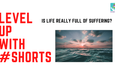 Is It Possible To Find Meaning In Our Suffering? Is Life Really Difficult? #SHORTS