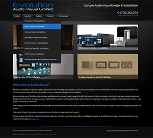 Evolution AV - Custom Audio Visual Design and Installation