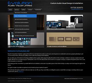 Evolution AV - Custom Audio Visual Design and Installation