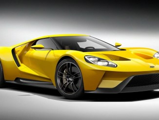 Superesportivo Ford GT