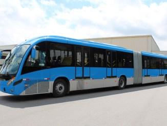 Mega BRT com 22 metros