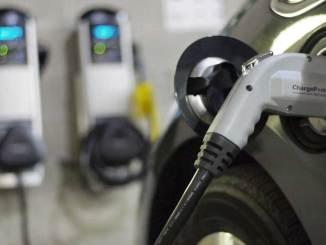 recarga de veículos elétricos